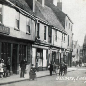 Lincoln pubs – the stories behind their names